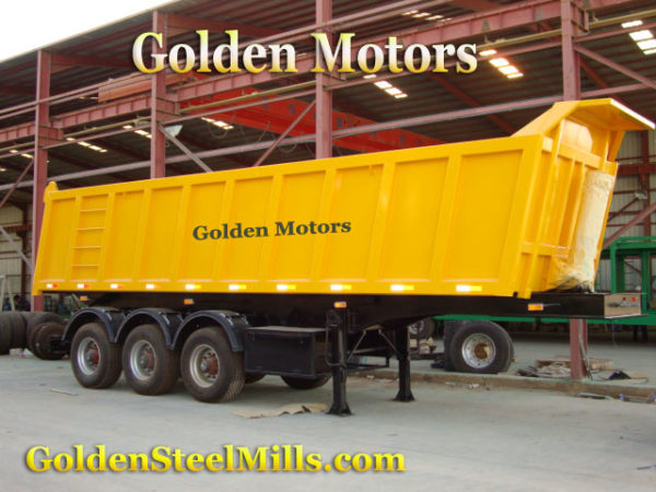 tipping trailer manufacturing in pakistan