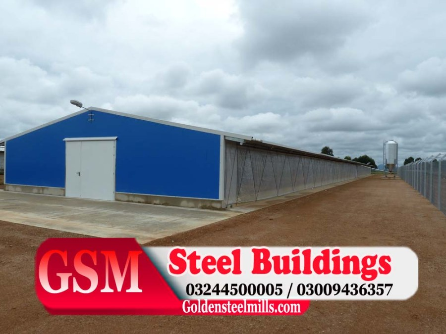 Peb Pakistan - Prefabricated sheds prices in Pakistan