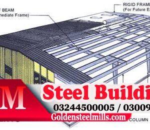 Pre fabricated buildings in pakistan
