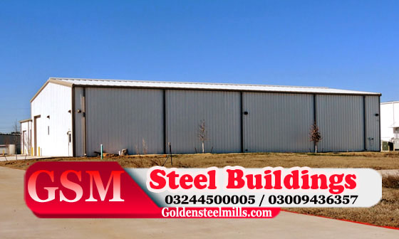 Industrial Sheds for sale in Pakistan