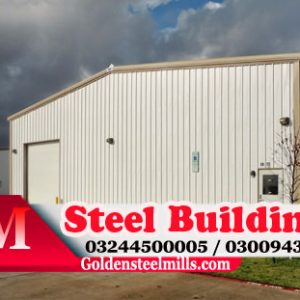 Steel structure fabrication companies in pakistan