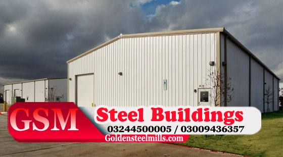 Steel structure fabrication companies in pakistan