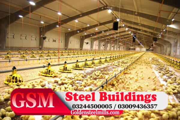 pre engineered steel buildings in Pakistan - Peb steel Pakistan