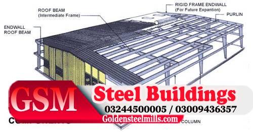 Prefabricated sheds prices in pakistan, pre engineered steel buildings