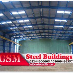 Light Gauge Steel structure in pakistan