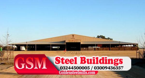 steel structure price in pakistan - pre engineered steel buildings